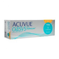 (Acuvue) 1 Day Acuvue Oasys with HydraLuxe for Astigmatism