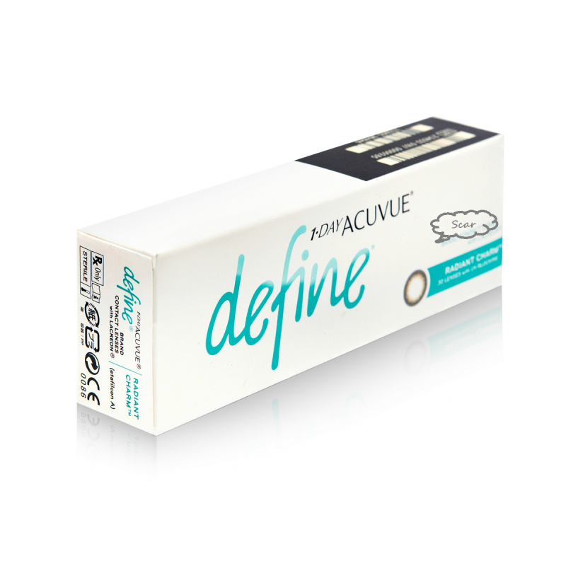 (Acuvue) 1 Day Acuvue Define