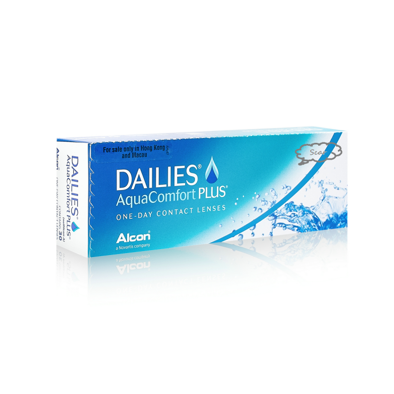 (Alcon) Dailies Aqua Comfort Plus