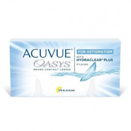 (Acuvue) Acuvue Oasys with Hydraclear Plus for Astigmatism