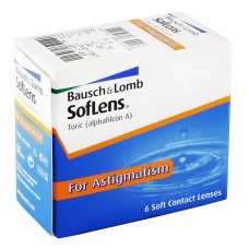 (Bausch & Lomb) SofLens 66 for Astigmatism