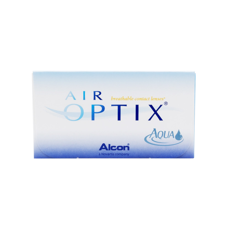 (Alcon) Air Optix Aqua