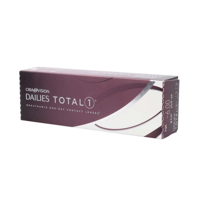 (Alcon) Dailies Total 1 Silicone Hydrogel